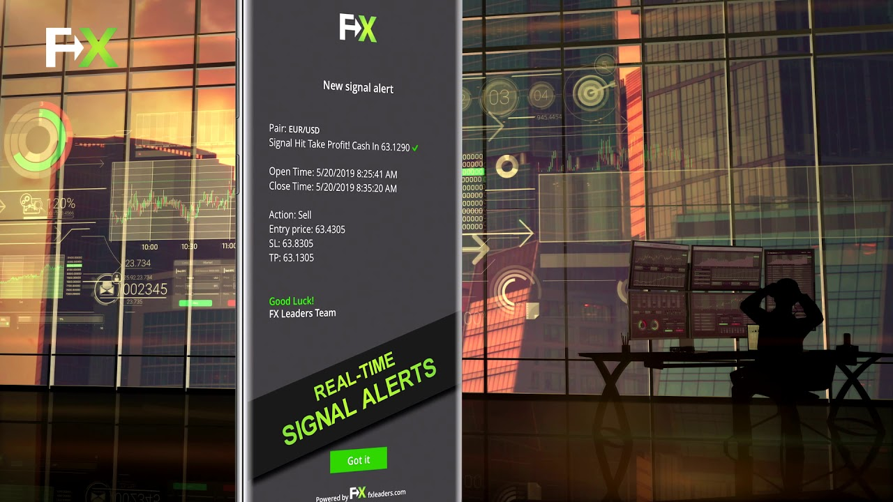 FX Leaders Forex Signals & Trading App - YouTube