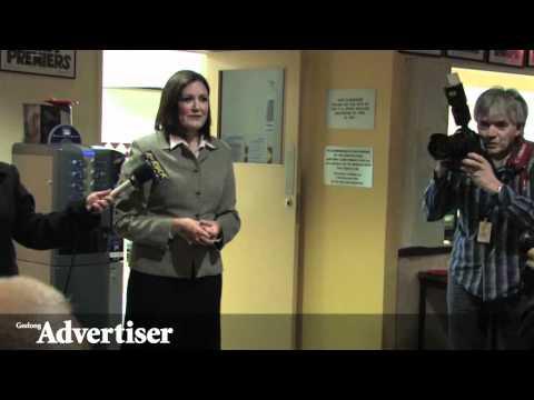 Federal Election: Sarah Henderson