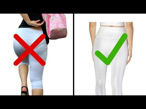 The Best ANTI SHEER White Yoga Pant Alternatives | AFFORDABLE + BEAUTIFUL!!