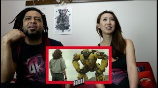 Bumblebee (2018) - Official Teaser Trailer - Paramount Pictures - Reaction