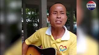 """Nông dân sáng tác bài hát """"trửi xoáy"""" Nguyễn Phú Trọng và đảng đôk tài #VoteTv"""