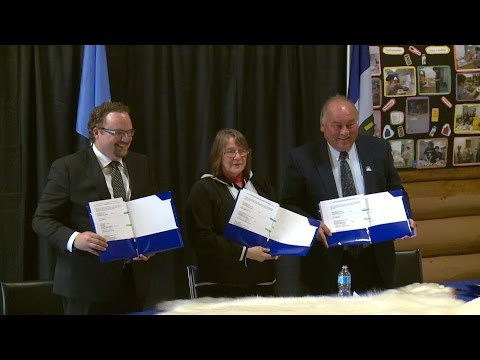 Inuvialuit self-government: What's in the agreement-in-principle