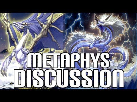 Yugioh Metaphys Archetype Discussion - Old Iconic Monsters Return!