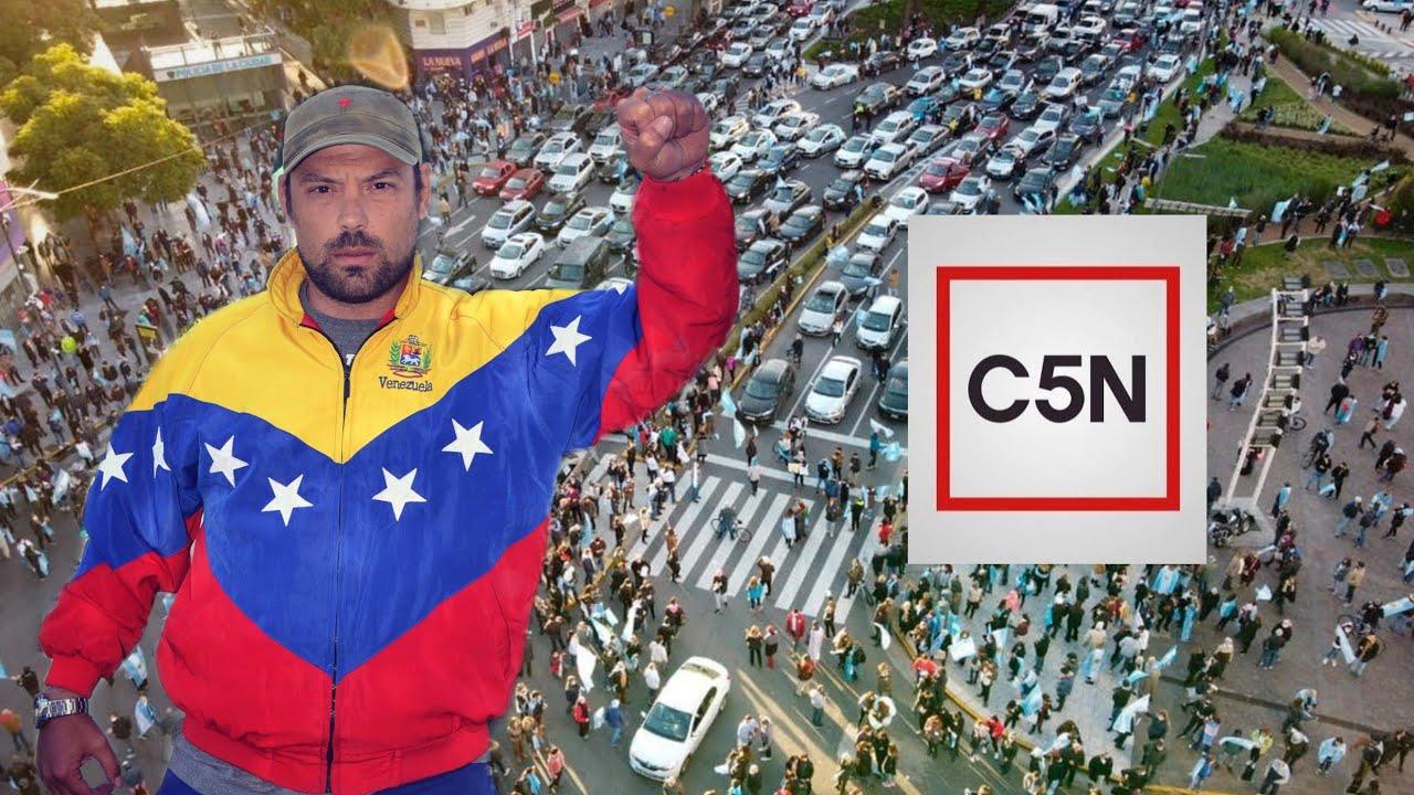 Respuesta a los que se solidarizaron con C5n y Guazzora | Editorial
