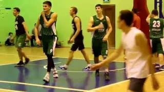 Чемпионат Биробиджана по баскетболу