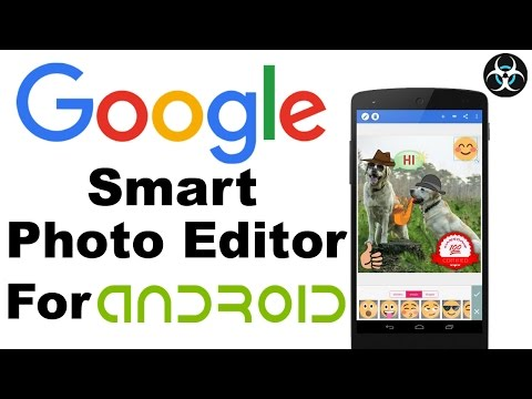 Google Photo Editor For Android | Free App | Best Photo Editor | In Hindi | Google | Photo Editing