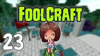 FOOLCRAFT : 23 : Startin a NEW project! 🍇 : Minecraft 1.10.2