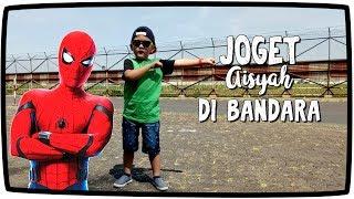 Anak Kecil Joget Aisyah Jatuh Cinta Battle Dance Spiderman