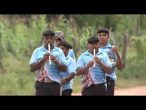 Reportagem da TV Atalaia sobre a Banda de Pífanos São José de Campo do Brito (2013)