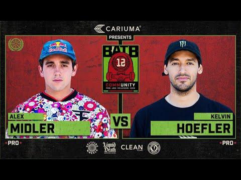 BATB 12: Alex Midler Vs. Kelvin Hoefler - Round 1
