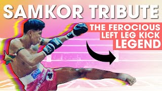 Samkor Tribute: The Ferocious Left-Kick Legend
