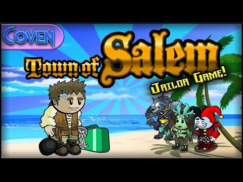 Town of Salem (Jailor Game) | LAUNCHING JAILOR.EXE... (Coven Ranked Practice)