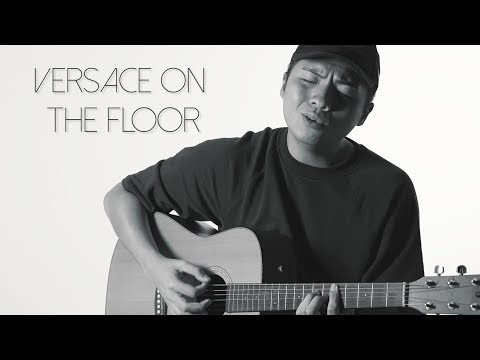 Versace On The Floor - Bruno Mars (Acoustic Cover) HQ