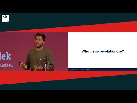 Bringing value to the internet | Max Kordek | hub.berlin 2017