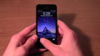 iPhone 5 full video review