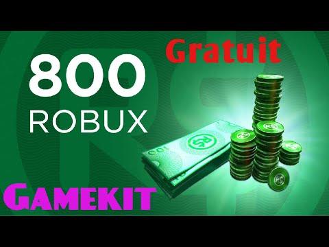 Tuto Pout Mettre Des Robux Tuto Avoir Des Robux Gratuitement Vraiment Roblox Gamekit Youtube