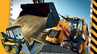 Download lagu Top 8 Diggers for Children JCB Dump Trucks TractorsExcavators MP3