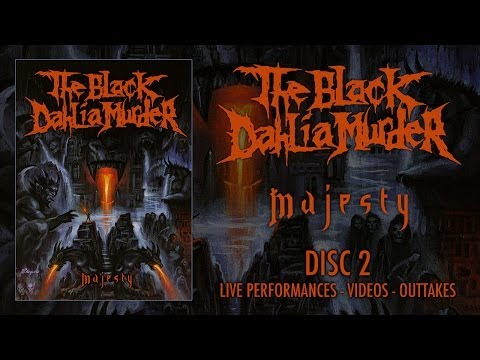 "The Black Dahlia Murder ""Majesty"" DVD 2 - Live Performances (OFFICIAL)"