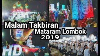 [12.44 MB] Suasana Malam Takbiran Di Kota Mataram Lombok NTB 2019
