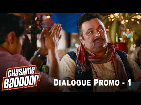 6 Ungli ki kahavat   Dialogue Promo 1   Chashme Baddoor