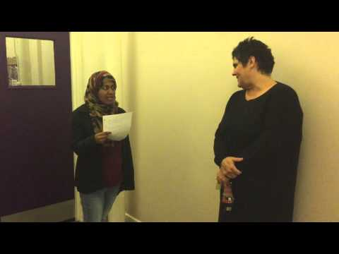 Bradford CLA interviews stakeholder