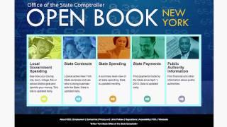 Open Book New York