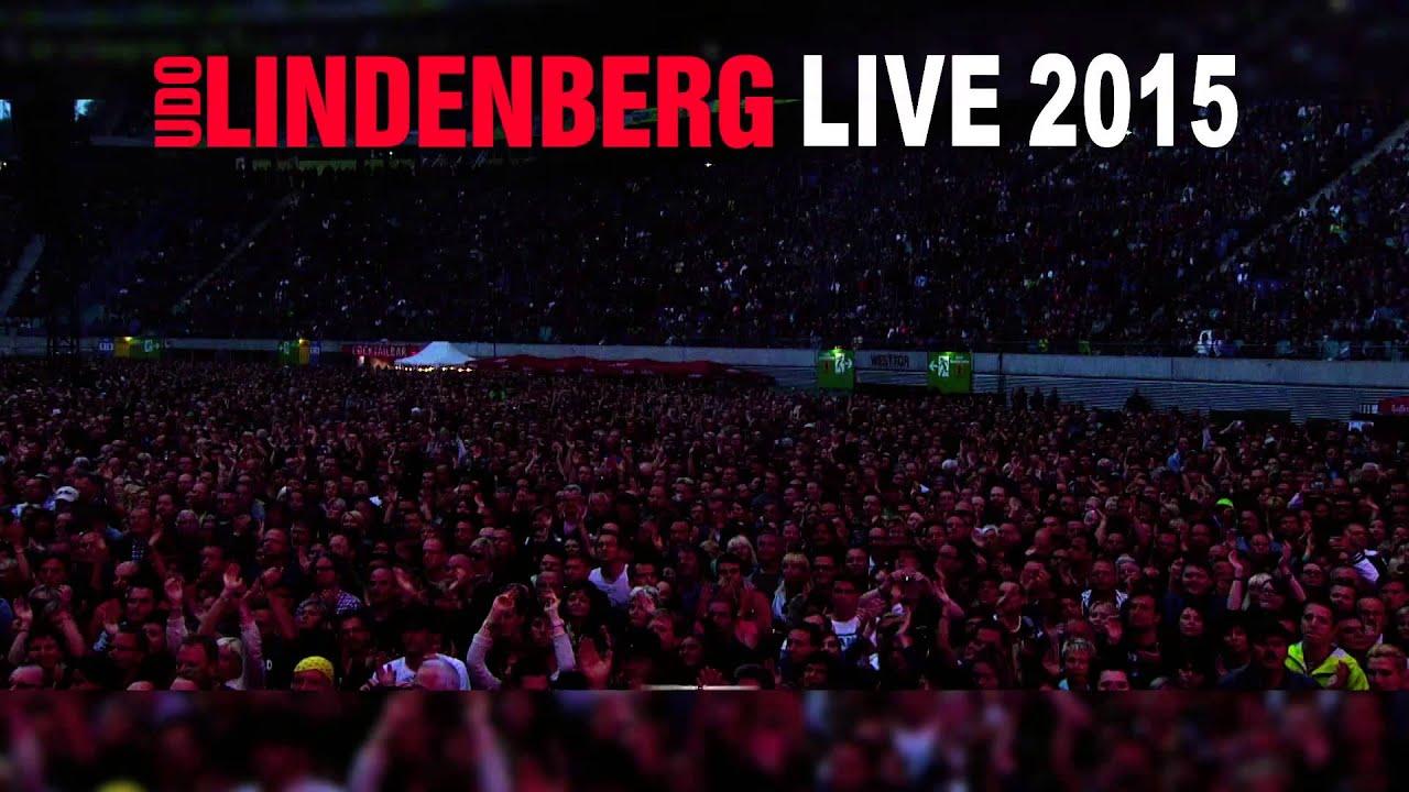 Udo Lindenberg Live 2015 Die Panikparty Geht Weiter Youtube