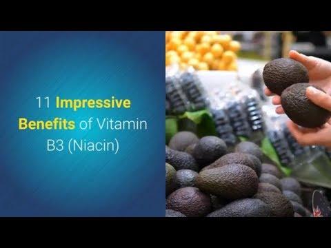 11 Impressive Benefits of Vitamin B3 (Niacin)