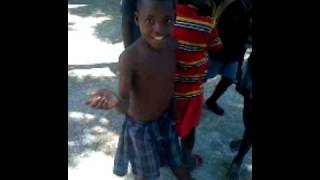 MJ's Moonwalk in Haiti