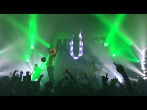 August Burn Red - Float live Lawrence KS