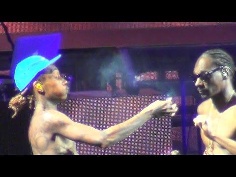 Snoop Dogg & Wiz Khalifa - Kush Ups - 2016 Concord