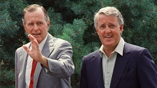 Brian Mulroney to give eulogy for George H.W. Bush