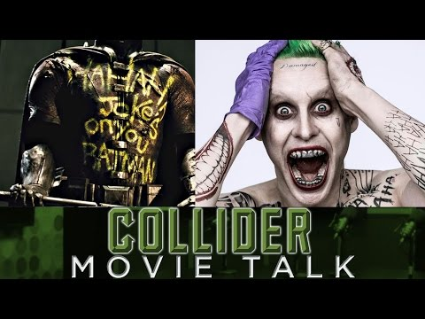 Who Killed Robin Answered By Suicide Squad Director - Collider Movie Talk