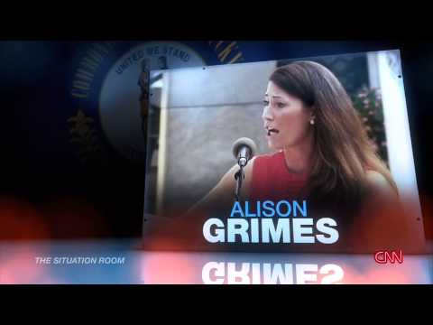 CNN HD: Election Night in America 2014 6PM Intro