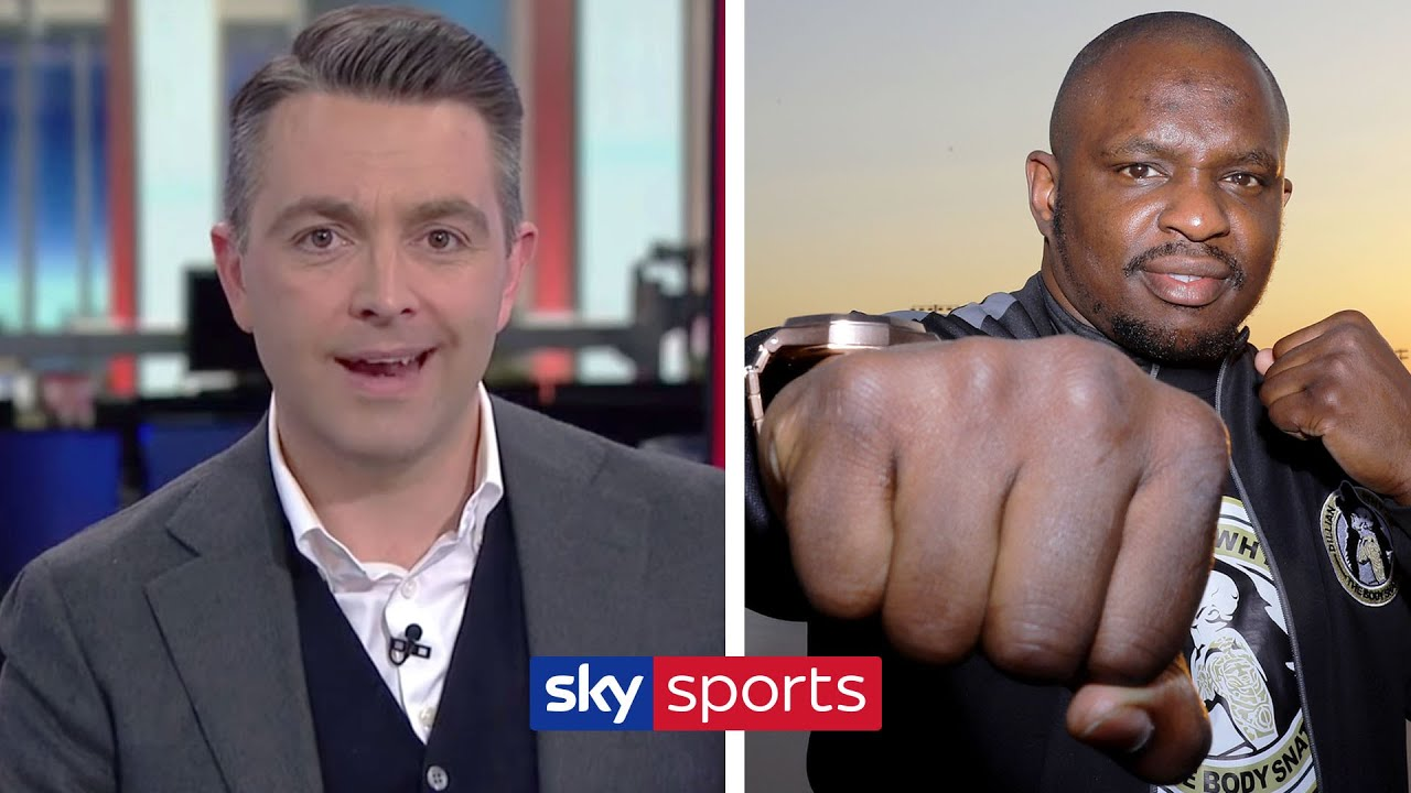 Dillian Whyte reveals what it's been like training for Alexander Povetkin during lockdown