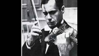 Leonid Kogan Mozart VC 5 - Mvt 3 Rondo (Tempo di Menuetto - Allegro)