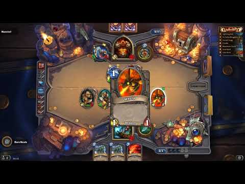 Hearthstone Shaman Tavern Brawl Venture into the Wild