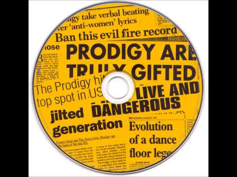 The Prodigy - Under My Wheels (Remix) HD 720p