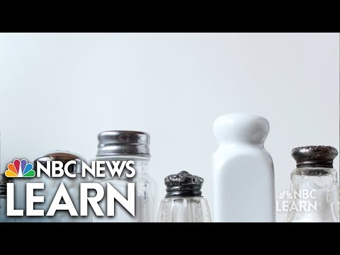 Get Healthy: Sugar and Salt | NBC Learn