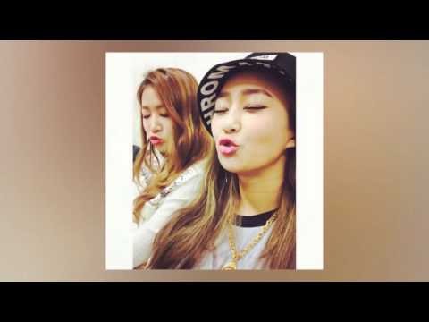 Sistar Hyorin and Soyou ( SoRin moments )