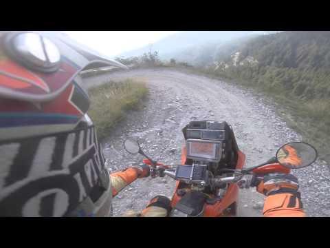 Punta Colomion down