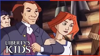 Liberty's Kids 112 - Common Sense | History Cartoons for Children