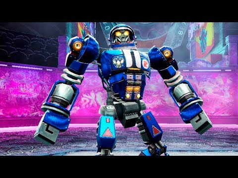Real Steel 2 World Robot Boxing 2 - ONE OF A KIND - Introduction & Prowler Part 1