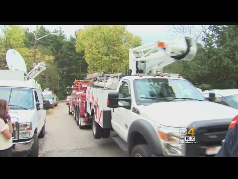 4-Year-Old Girl Struck, Killed By Comcast Truck In Holbrook