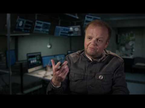 """Morgan: Toby Jones """"Dr. Simon Ziegler"""" Behind the Scenes Movie Interview"""