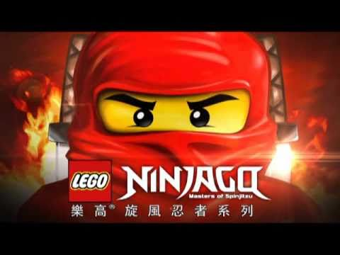 2011 LEGO Ninjago Spinner (Cantonese)
