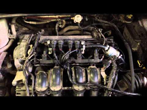 Установка ГБО Ford Focus3 - 49й автосервис