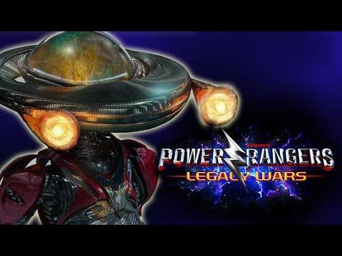 Power Rangers: Legacy Wars -ALPHA 5 Premium Fighter Gameplay