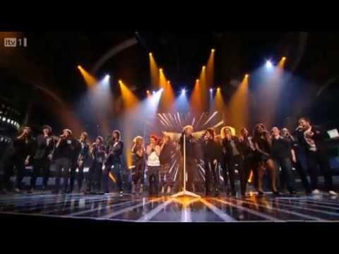 Bon Jovi - Livin' On A Prayer (Live In X-Factor)