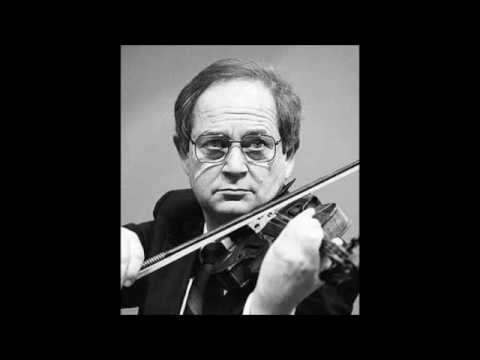 DigitalEQ: Saschko Gavrilov(Gawriloff) Violin/ Rakov Violin Concert